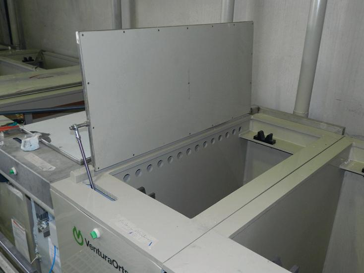 Tecnología tratamiento de superficies