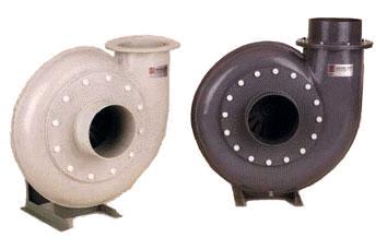 Ventilador anticorrosivo para el lavado de gases