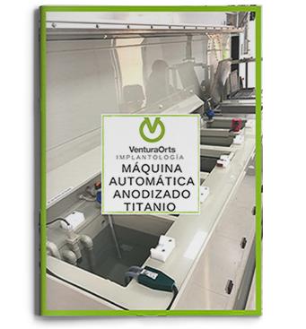 Máquina automática Anodizado
